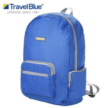 TravelBlue/蓝旅折叠背包防水双肩包065