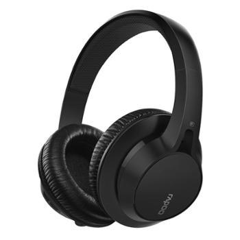 Rapoo/雷柏S200.新升级无线蓝牙立体声头戴式耳机耳麦运动麦克风