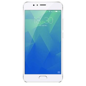 魅族 魅蓝5s 全网通公开版 32GB 月光银 移动联通电信4G手机 双卡双待