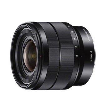 索尼(SONY) E 10-18mm F4 OSS (SEL1018) 镜头
