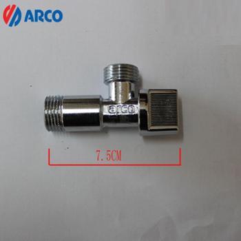 西班牙原装进口 阿柯ARCO三角阀 DE711 1/2*1/2(4/4分) (1盒1只装)
