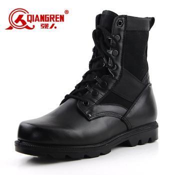 3515强人户外双密度户外强人高腰靴正品07SMD