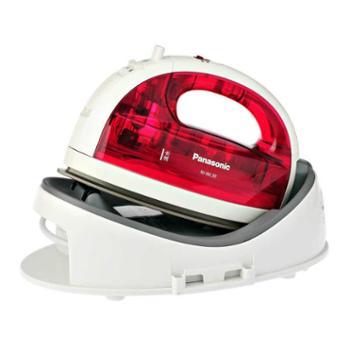 松下/Panasonic无绳电熨斗NI-WL30蒸汽熨斗迷你时尚家用电烫斗