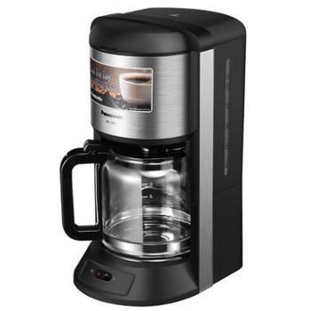 松下Panasonic高温蒸汽咖啡机智能恒温大容量1200MLNC-F400
