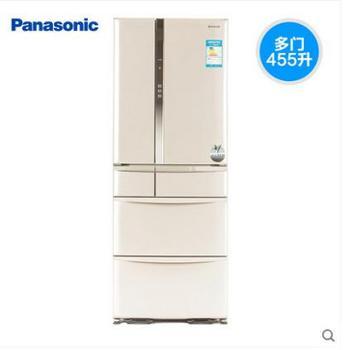 热销Panasonic/松下NR-F555TX-N5风冷电脑控温全国联保多门冰箱