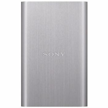 索尼 HD-E1 1TB USB3.0 移动硬盘(下单备注颜色,不备注,颜色随机)