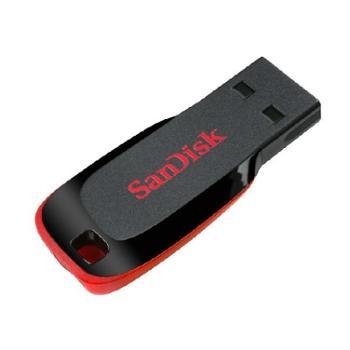 闪迪(SanDisk)酷刃(CZ50)64GB优盘