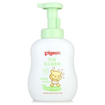 贝亲Pigeon 贝亲Pigeon IA117婴儿泡沫洗发精500ml