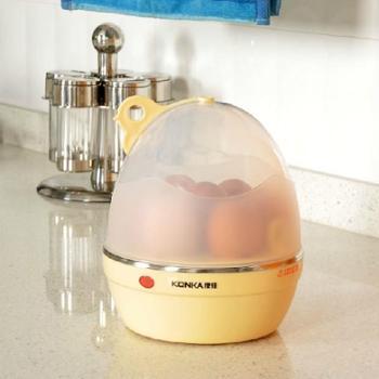 康佳 KGMY-1248 多功能时尚蒸煮器 一次可煮多个鸡蛋