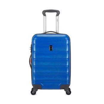 DELSEY法国大使新款木纹设计可扩展家用商务多用途旅行拉杆箱000625805