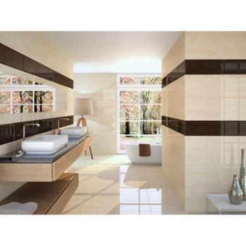 西班牙保杜莎瓷砖邦加系列素墙砖浅色
