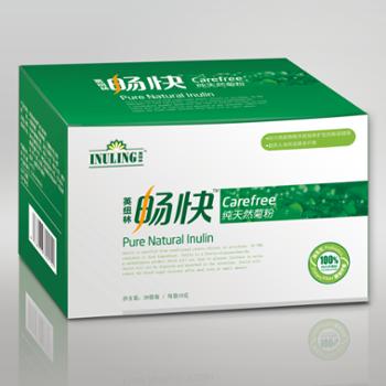 英纽林畅快纯天然菊粉200g/盒10g/袋*20袋水溶性膳食纤维