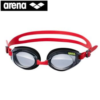 Arena阿瑞娜AGY-380防雾防水高清休闲泳镜进口男女通用
