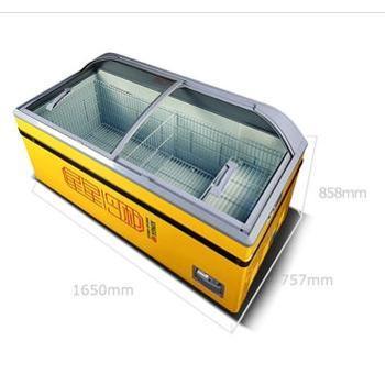 星星冰柜SD/SC-600BY(仅售呼伦贝尔本市)