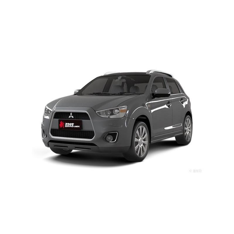 12万元的合资SUV车型 国产三菱劲炫ASX高清图片