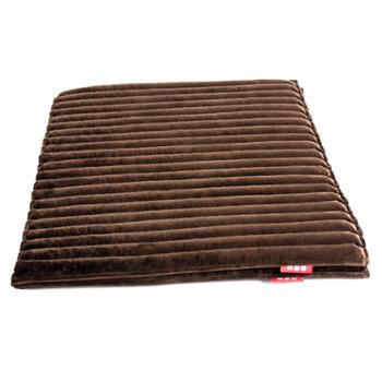 纬冠创造 超柔系列荞麦壳卷式坐垫 沙发垫 椅垫
