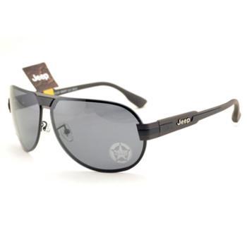 2013专柜正品JEEP吉普男士驾驶偏光镜护目太阳镜墨镜驾乘眼镜A220