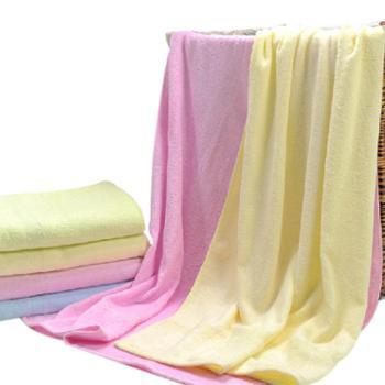 皇家之星宝宝竹纤维婴儿浴巾妈咪澡巾儿童大浴巾S715