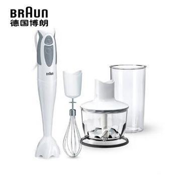 Braun/博朗 MQ335 多功能婴儿辅食料理棒 家用搅拌料理机