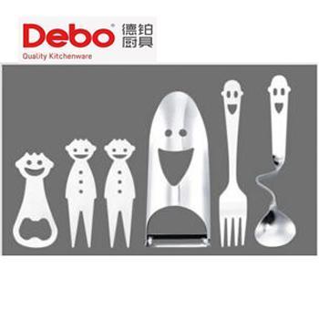 德铂比伦(笑脸套装餐具)DEP-820