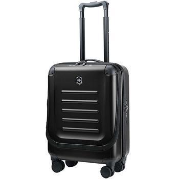 维氏VICTORINOX维氏商务旅行拉杆箱20寸黑色