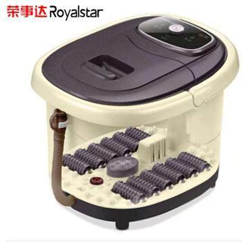 荣事达足浴盆(电脑版)RP-TF181D家用全自动按摩加热泡脚桶电动恒温洗脚盆熏蒸深桶足浴器