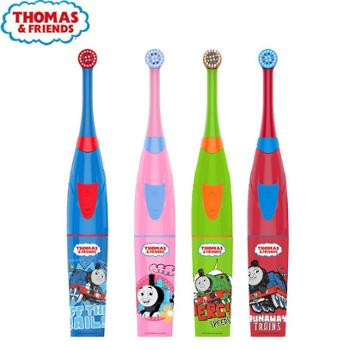 托马斯和朋友 儿童杜邦软毛电动牙刷 颜色随机 TC1801