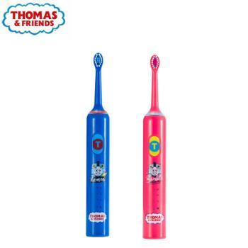 托马斯和朋友 儿童充电式声波振动电动牙刷 颜色随机 TC1708