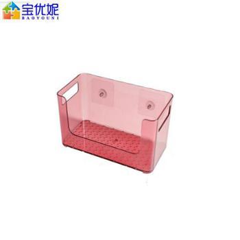 宝优妮简约浴室挂墙式面膜化妆盒 DQ9141-4