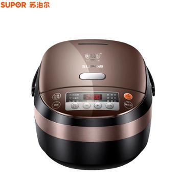 苏泊尔智能精铁球釜IH电磁加热柴火饭电饭煲 4L CFXB40HC19-120