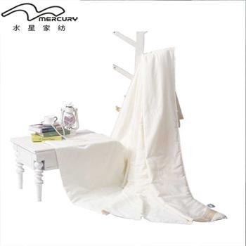 水星家纺 凯尔蚕丝被 400g 面料100%棉 100%蚕丝 200*230cm
