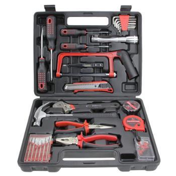 1车之秀品32件套工具箱车家两用组合工具