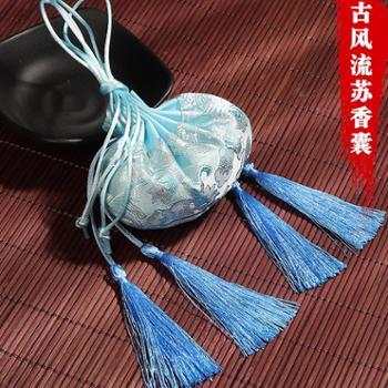 胡庆余堂香粉驱蚊包端午节香包中国古风驱蚊香囊香包香囊diy香料10克