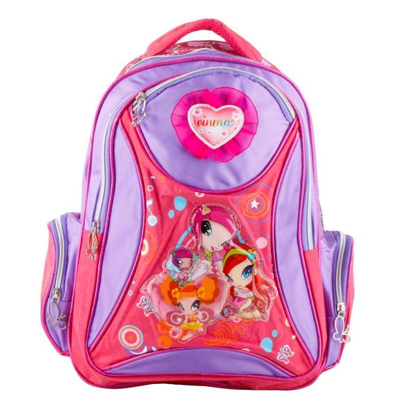 威麦仕小学生书包可爱可爱卡通双肩包女儿童背包