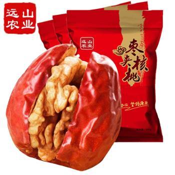 远山农业枣夹核桃250g*3袋