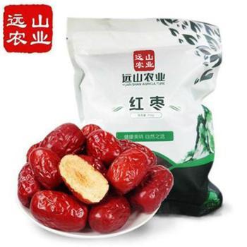 远山农业新疆阿克苏红枣250g*1袋