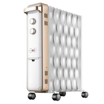 先锋新品取暖器DS1552机械12片豪华热浪型电热油汀