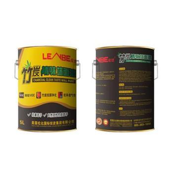 伦比高档专业面漆涂料 净味环保树脂内墙油漆涂料 天然乳胶漆20L