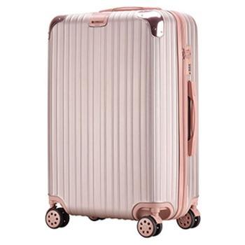 surelaptop秀乐途新款包角拉杆箱万向轮男女大容量行李旅行箱带挂包扣3316-24