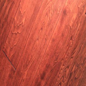 风格地板 实木地板 枫桦木