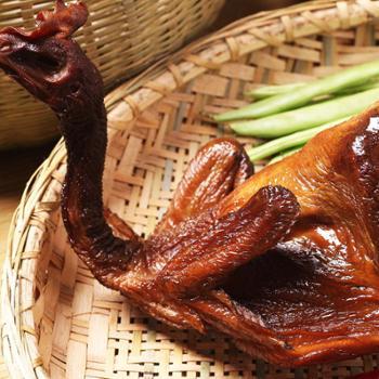 沙坡里腊土鸡500g湖南特产沙坡里自制农家传统风味农家秘制