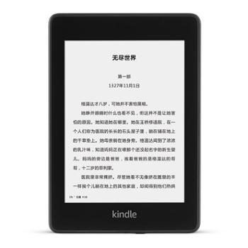 全新KindlePaperwhite第四代电子书阅读器电子墨水屏8GB/32GB机身内存防水溅功能