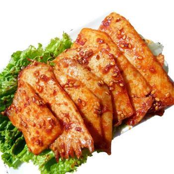 【两袋包邮】青海特产清真零食零食香辣牛板筋60g