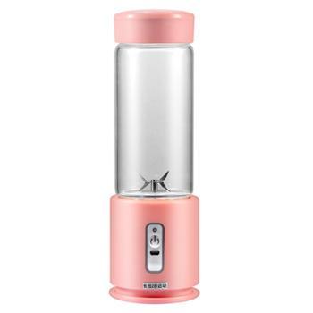 【欧德易】便携式榨汁杯USB接口充电式迷你果汁机350ml