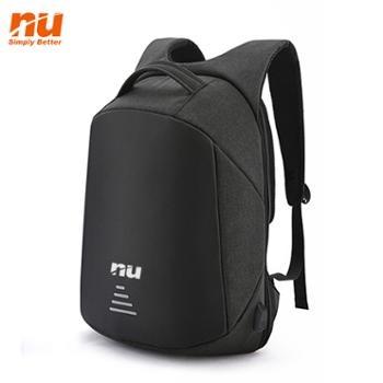 NU 防盗双肩背包背包 款式A