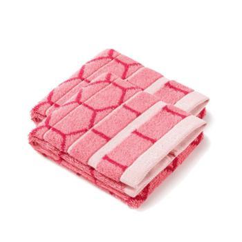 ESPRIT 纯棉柔软面巾TB19(两条装)