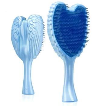 Tangle Angel 天使之翼美发梳 中号 按摩梳防断发静电 蓝色
