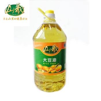 山歌5L非转基因一级大豆油