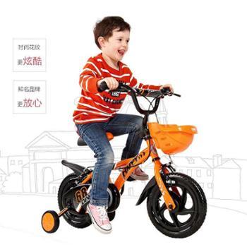 好孩子小龙哈彼儿童自行车12寸童车炫酷造型脚踏车宝宝单车