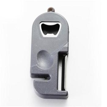 德世朗ABS+不锈钢+钨钢磨刀石四合一厨宝 FS-CB001